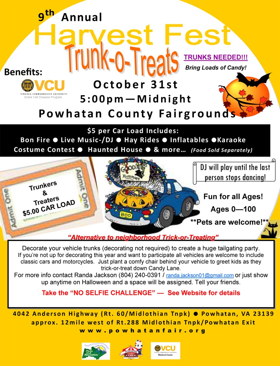 Trunk O Treat 1