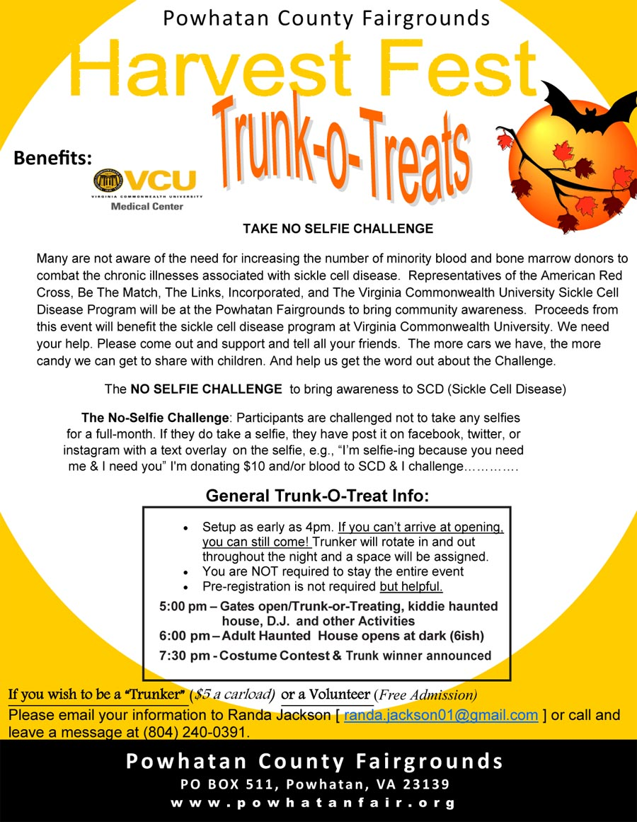 Trunk O Treat 2